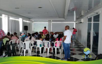 EPA REALIZA CONVENIO INTERADMINISTRATIVO CON EL INSTITUTO DE INVESTIGACIONES AMBIENTALES DEL PACÍFICO IIAP