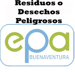 TÉRMINOS DE REFERENCIA DE RESIDUOS O DESECHOS PELIGROSOS